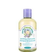 Soothing Chamomile Shampoo & Bodywash