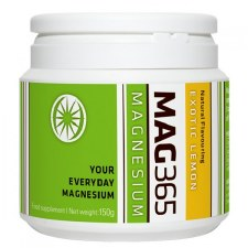Magnesium Powder Exotic Lemon Flavour