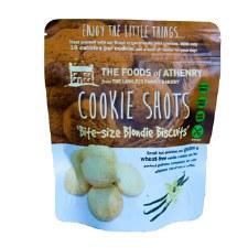 Blondie Cookie Shots
