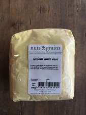 Maize Meal Medium