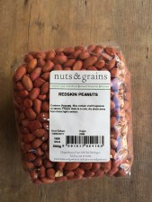 Peanuts Redskin