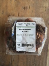 Organic Apricots Natural