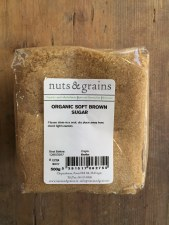 Organic Sugar Soft Brown