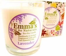 Lavender Soy Candle Tumbler