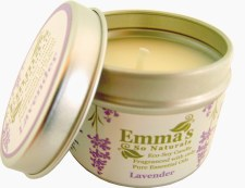 Lavender Soy Candle Tin