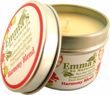 Harmony Blend Soy Candle Tin