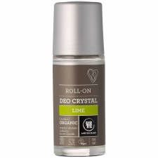 Lime Deo Crystal Roll-On