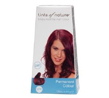 Permanent Hair Colour - 5FR Fiery Red