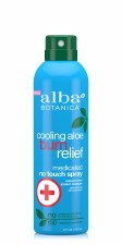 Aloe Burn Relief Spray