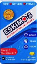 Eskimo-3 Oil  105 caps