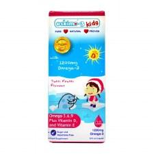 Eskimo-3 Kids Oil Tutti Frutti Flavour 210ml