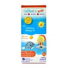 Eskimo-3 Kids Oil Orange Flavour 105ml