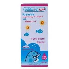 Eskimo-3 Kids Oil Tutti Frutti Flavour 105ml