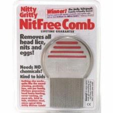 NitFree Comb