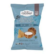 Salt & Vinegar Coconut Chips