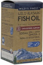 Wild Alaskan Fish Oil with Cholesterol Support