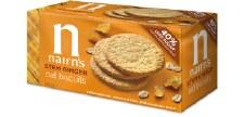 Oats & Stem Ginger biscuits