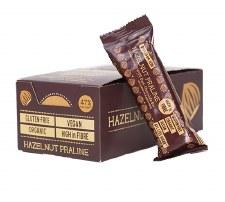 Hazel Quinoa Choc Bar