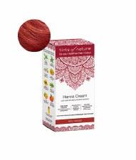 Henna Cream Red