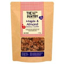 Maple & Almond Granola