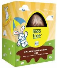 Easter Bunnycomb Egg