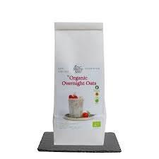 Irish Organic Gluten Free Overnight Oats