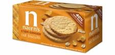 Stem Ginger Oat Biscuit