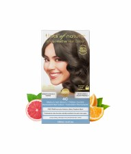 Permanent Hair Colour - 4C Medium Ash Brown