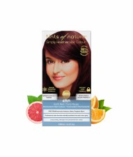 Permanent Hair Colour - 4RR Earth Red