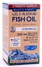 Fish Oil Plus K2