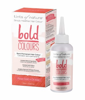 Bold Colours Rose Gold