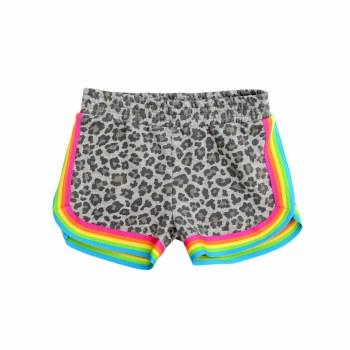 Lori Short Cheetah/Rainbow 10