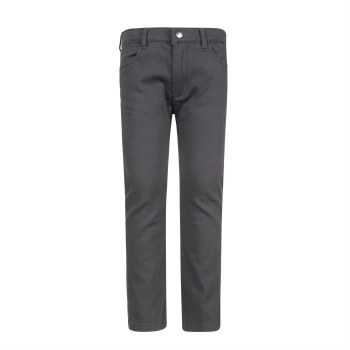 Skinny Twill Pant V Black 2
