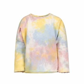 Slouch Sweatshrt Watercolor 12
