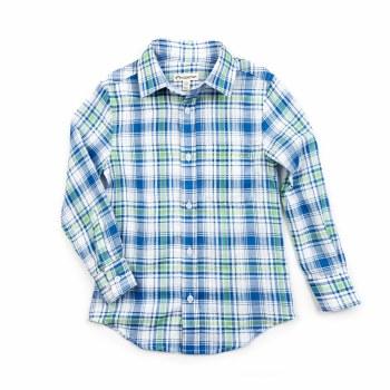 Standard Shirt Med Plaid 4