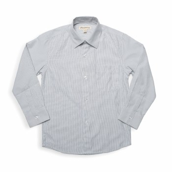Standard Shirt Micro Windowpane 8