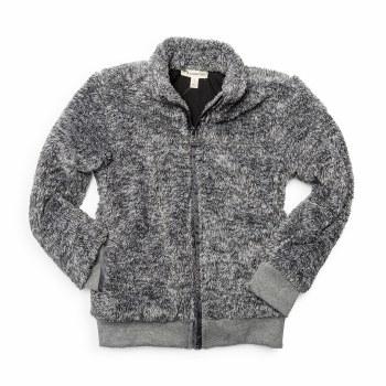 Woodland Jacket Grey 12-18M
