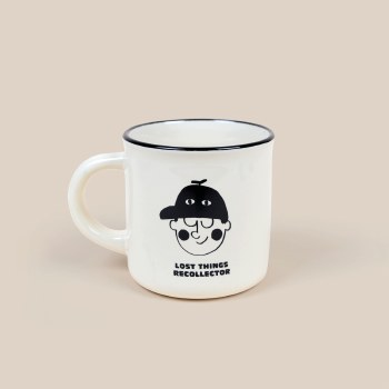 Lost Things Recollector Ceramic Mug