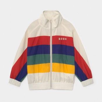 Multicolor Tracsuit Jacket 2/3