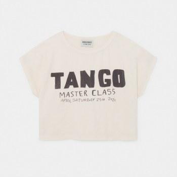 Tango SS T-Shirt 4/5Y