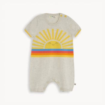 Berkeley Sun Playsuit 3-6M