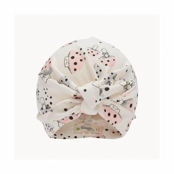 Carmen Baby Hat Mushroom 0-6M
