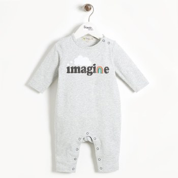 Cavern Playsuit Imagine 0-3M