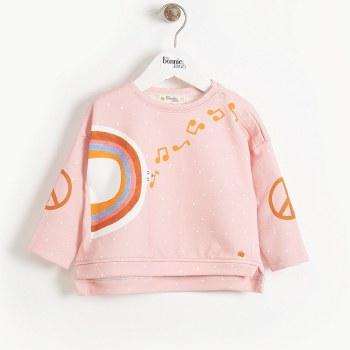 Dollar Sweatshirt Dove 18-24M