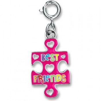 Best Friends Puzzle Charm