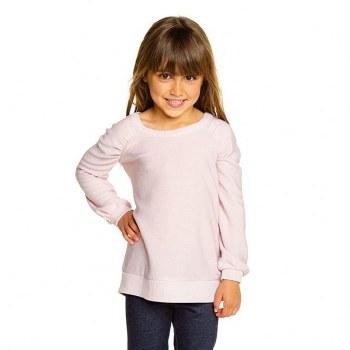 Puff Sleeve Pullover Glitz 4