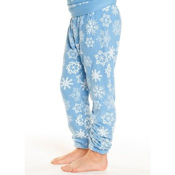 Snowflake Cozy Pants 12