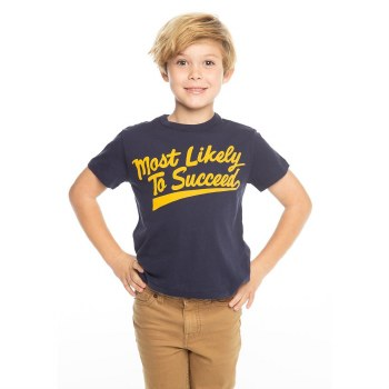 Most Likely to Succeed Tee 5
