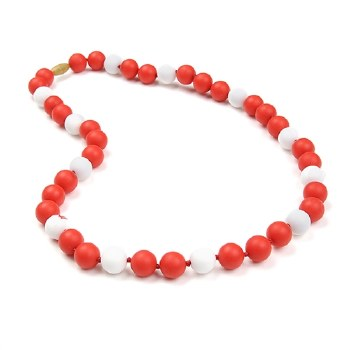 Chewbeads MLB Cardinals Necklace
