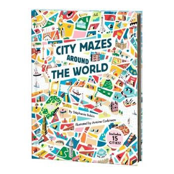 City Mazes Around the World